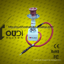 al fakher hookah tobacoo new glass hookah in china