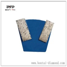 Merkemaskin redi-lock metal bond diamond grinding disc