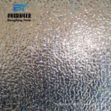 Plaque en aluminium gaufré de haute qualité par finition de stuc