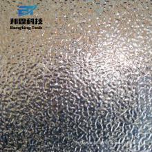 Placa de alumínio em relevo de alta qualidade estuque