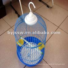 Jaula de pájaros plegable de metal nuevo diseño pequeño