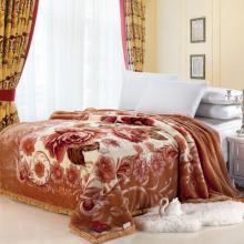 100 % Polyester Mink Blankets 200*240cm