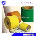 rolo de lixa abrasivo / rolo de papel de areia