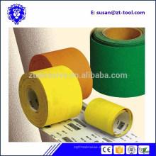 Schleifpapierrolle / Sandpapierrolle