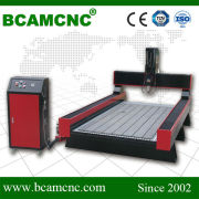 Stone cnc router BCS1325 with gear transmission