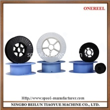 Widely-used empty plastic spools