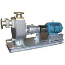 Pompe à eau auto-amorçantes haute efficacité en acier inoxydable