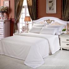 Новая коллекция Кровать Современная постель Простой Белый отель / Главная Постельное белье (WS-2016231)