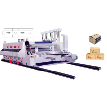 High Speed Carton Printing and Slotting Machine -GYK (353)