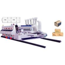 Высокоскоростная автоматическая 4-цветная карточная машина Gyk-C