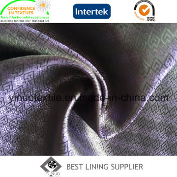 Polyester Dobby Lining with Beautiful Flower Good Quality