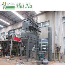 Coletor de poeira do alojamento de filtro do ar do ciclone do desempenho de China