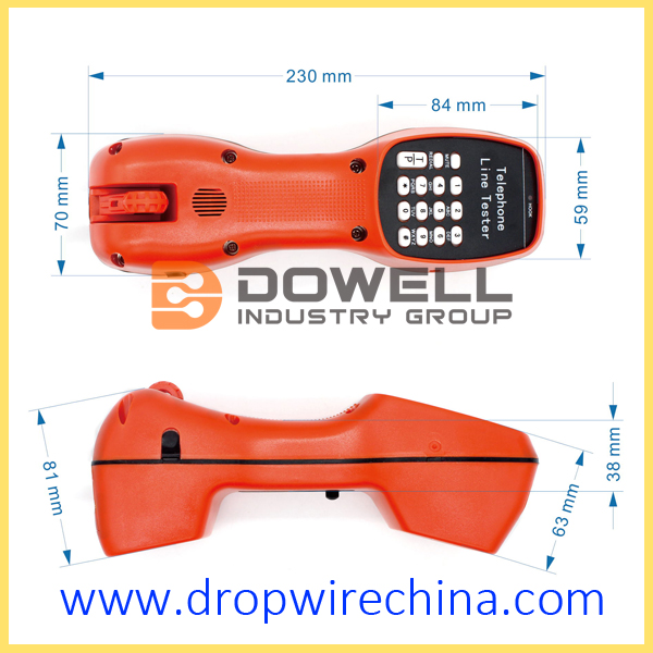 telephone line tester for check wire
