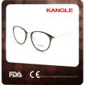 2017 most popular trends combination eyewear optical frame glasses frame