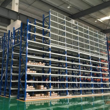 Warehouse Specifical Deign Racking Multi-level Mezzanine Floor Rack