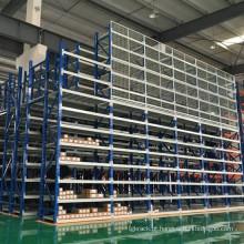 Armazém Específico Deign Racking Multi-level Mezzanine Floor Rack