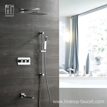 Three Function Cold And Hot Shower Faucet Set