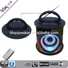 Factory price silicone oem amplifier wireless bluetooth bicycle speaker