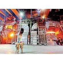 Воздуходувка Рутса для выплавки цветных металлов
