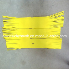 High Quality Yellow Colour EVA Foam Strip Brush (YY-241)
