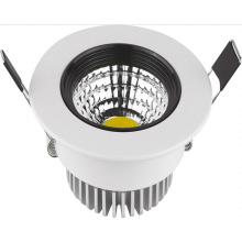3W / 5W LED COB Luz de Teto
