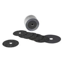 Discos abrasivos, discos de la aleta