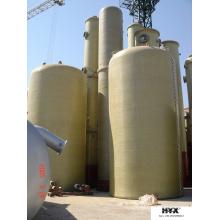 Резервуар FRP для муниципального применения