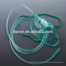 Nebulizer oxygen mask