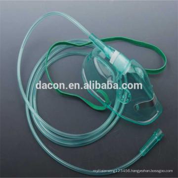 Nebulizer oxygen mask
