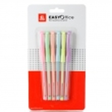 6PCS Neon Color Gel Pen
