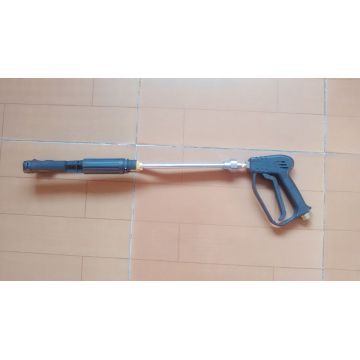High Pressure Metal Water Doule Lance Gun