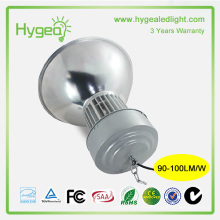 Hot selling Outdoor Light 100W 3 ans de garantie conduit High Bay Light pour entrepôt