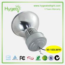 Iluminação comercial e industrial 100W 3 anos de garantia led high bay