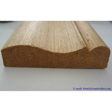 prancha de madeira técnica