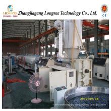 Linha de extrusão de tubo de abastecimento de água PE grande