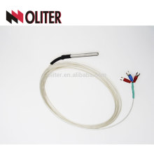 oliter super quality heat flat cable armoured rhodium-alloy special thermocouple(thermal resistance)