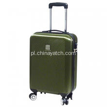 ABS Luggage Set with Shiny Brush Pattern