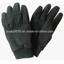 Warm Winter Windproof Sports Ski Outdoor Full Fingers-Jg11y024