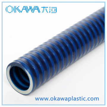 Inside Smooth PVC Flexible Hose with Helix Wire