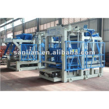 hollow block making machine price QFT10-15