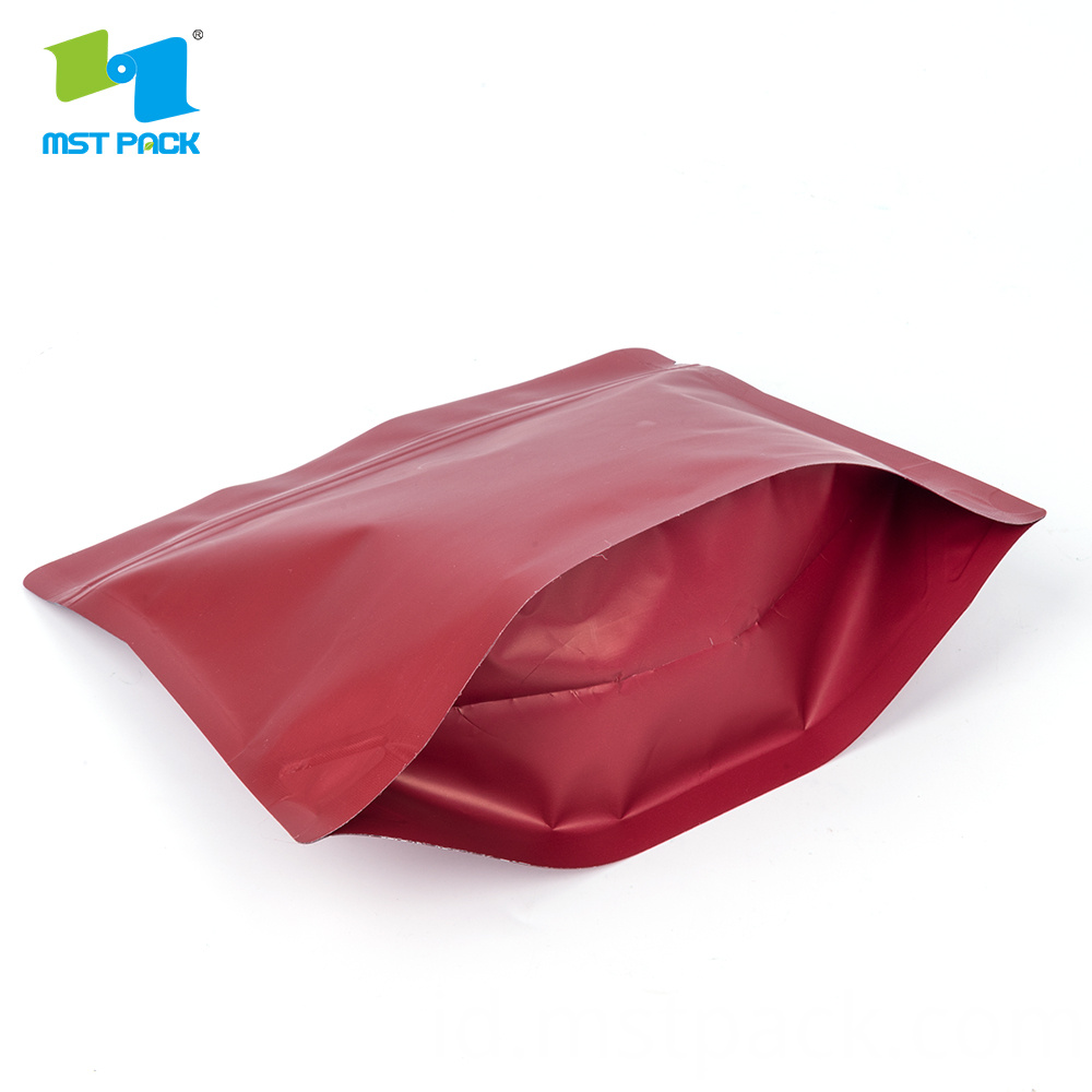 Printing Diamond Stand Up Pouch 3