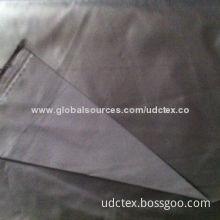 Polyester Taffeta Fabric, 170T Density, Soft Lining