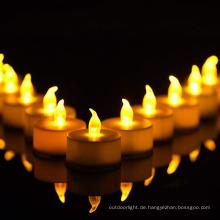 LED Garten Licht Kerze flammenlose LED Kerze