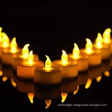 led garden light candle flameless led candle