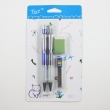 2PCS Mech Pencils With Blister Card