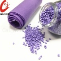 Nylon Purple Masterbatch Granules