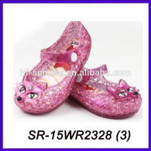 Neue Kinder Fuchs Kinder pvc Sandalen neuesten Stil Sandalen Mini Melisse