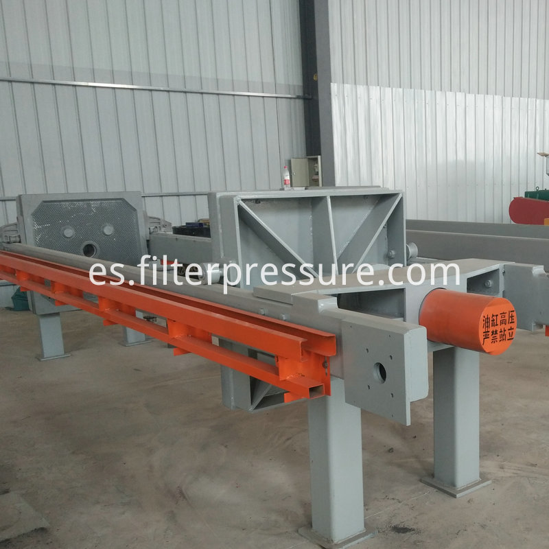 High Pressure Filter Press Mc