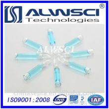 300 mikrolitle hplc vial Glas konische Fläschchen mit unten Feder