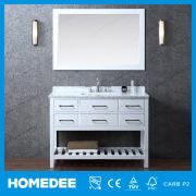Hot sale Homedee 2016 wooden modern bathroom furniture
